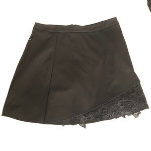 Black Mika Mindel Skirt